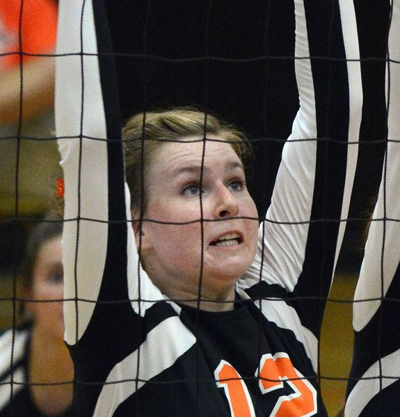 Brittany Catlow, Scappoose Volleyball