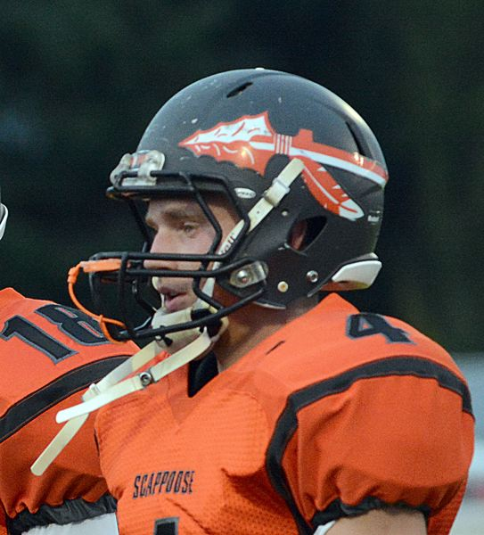 Matt Shoun, Scappoose Football
