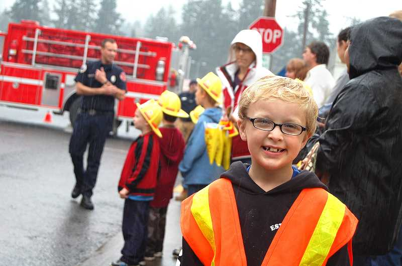 by: CONTRIBUTED - The annual Estacada Fire Department Open House and Safety Fair is from 1-5 p.m. Sunday, Sept. 22