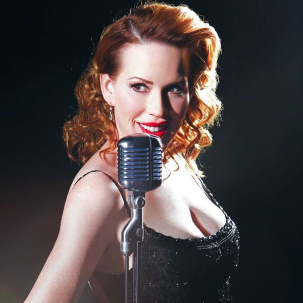 by: COURTESY OF CONCORD MUSIC GROUP - Actress Molly Ringwald has a new album (Except Sometimes) and she sings in Portland, Sept. 27 at Newmark Theatre.