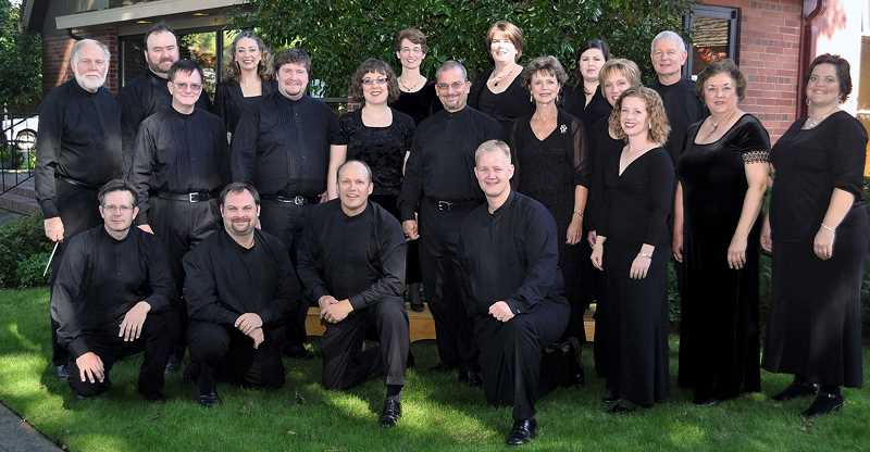 by: SUBMITTED - Boones Ferry Concerts begin the fifth season with two classical concerts, and the public is invited. The first concert, sung by Chor Anno, is one of exemplary choral music, old and new. The performance is Sept. 28 at 7:30 p.m. and is at St. Francis Church, 8818 Miley Road in Wilsonville. Tickets ($15-$18) and information are available at St. Francis at boonesferryconcerts.org or by calling 503-982-4825.