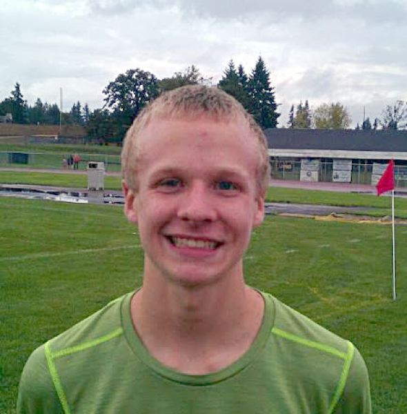 Bryan Strang, St. Helens Cross Country