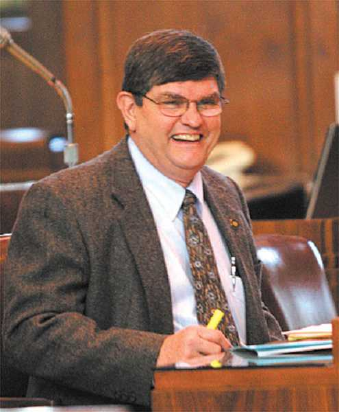 Sen. Alan Olsen will run for a second term in the Oregon Senate.