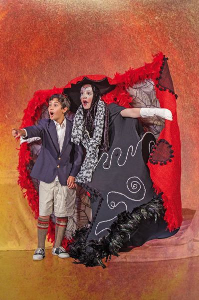 by: COURTESY OF DAVID KINDER/NWCTS - Northwest Childrens Theater and Schools puts on James and the Giant Peach, Sept. 28 to Oct. 27.