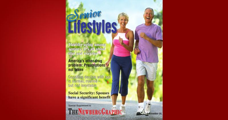 (Image is Clickable Link) by: PAMPLIN MEDIA GROUP - Senior Lifestyles Newberg Graphic