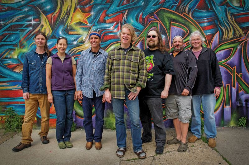 by: COURTESY OF DARK STAR ORCHESTRA - Perhaps the worlds preeminent Grateful Dead tribute band, Dark Star Orchestra plays the Crystal Ballroom, Oct. 5-6.