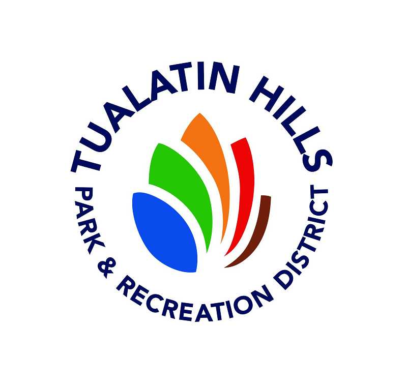 by: SUBMITTED ART: THPRD - A newly adopted Tualatin Hills Park and Recreation District logo will gradually adorn all the districts vehicles, signs and buildings.