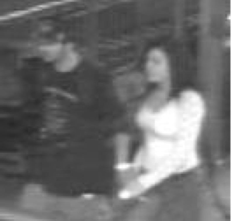 by: PORTLAND POLICE BUREAU - The public is asked to help identify these persons of interest in a fatal shooting.