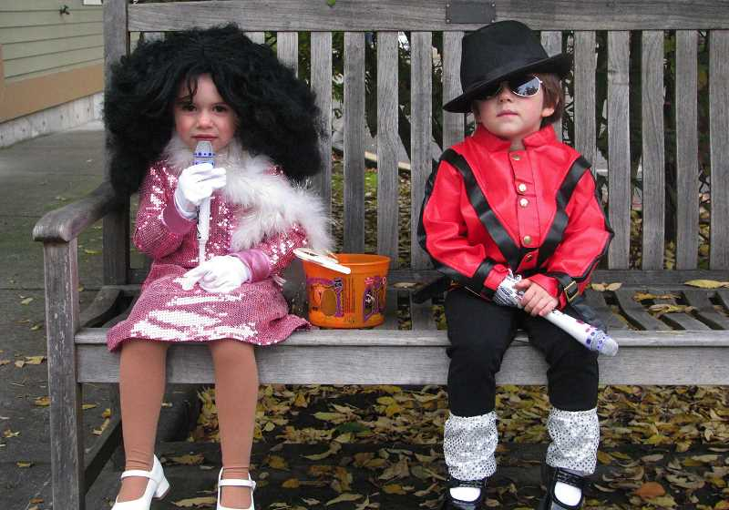 by: PAMPLIN MEDIA GROUP - Are your little ones ready for tricks or treats? Send us photos of your kids and pets dressed up for Halloween.