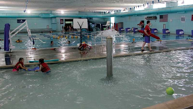 by: FILE PHOTO  - The Woodburn City Council approved plans to raise aquatic center fees at the start of 2014.