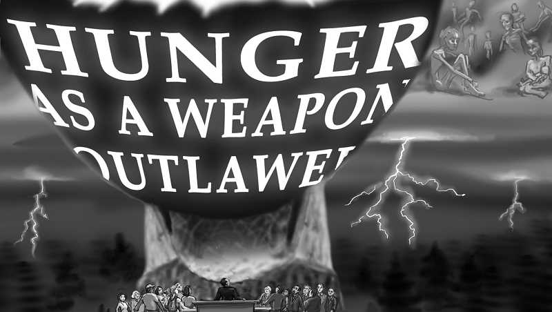 by: JOHN TETON - This title card for 'Thunder Head Clearing' should immediately grab people's attention. The goal is to have the video complete by 2014.