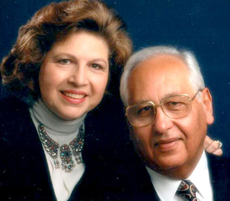 (Image is Clickable Link) by: COURTESY OF PSU - Dr. Nohad Toulan and his wife Dirce Angelina Moroni Toulan, died Monday in a traffic accident in Uruguay. He was dean emeritus of the College of Urban and Public Affairs at Portland State University, and Distinguished Professor Emeritus of Urban Studies and Planning.
