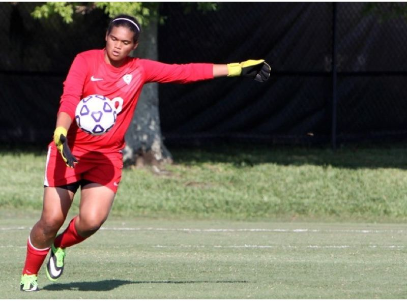by: COURTESY OF CONCORDIA UNIVERSITY - Goalkeeper Olivia Brock is part of a Concordia defense that is ranked No. 1 in the nation, with 0.35 goals allowed per game.