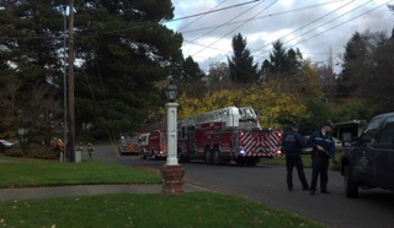 by: KOIN NEWS 6 - Officer shot while responding to this fire Sunday.