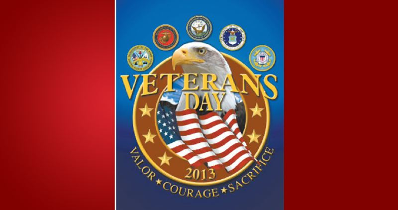 (Image is Clickable Link) by: PAMPLIN MEDIA GROUP - Veterans Day 2013 - Canby Herald