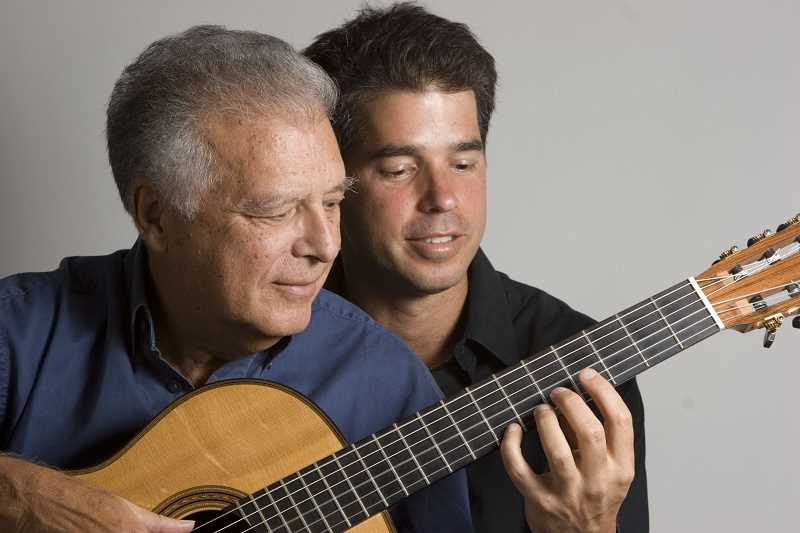 by: SUBMITTED PHOTO - The father and son duo Celin and Celino Romaro will present a concert and master class as part of Portland Classic Guitars concert series.