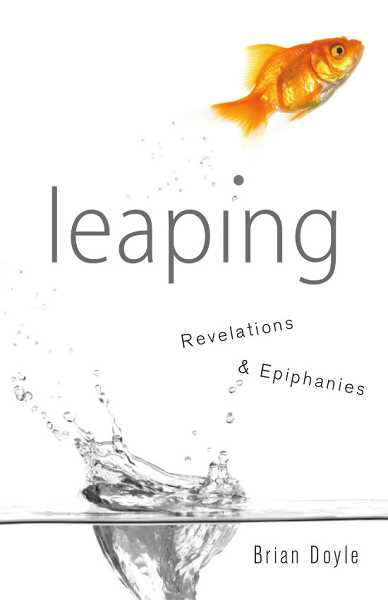 The 10th anniversary edition of Leaping is available now from area book sellers and online sources.