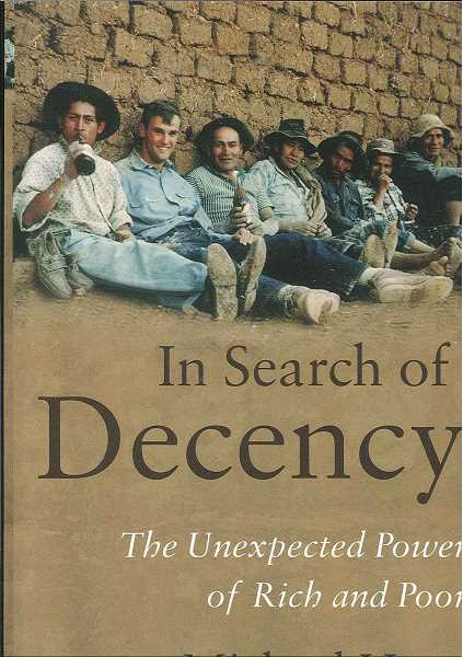 by: SUBMITTED PHOTO - In Search of Decency by Michael Heyn is available online.