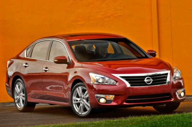 by: NISSAN MOTORS CORPROATION, USA - The 2014 Nissan Altima remains competitive in the hotly contested affordable midsize sedan market.