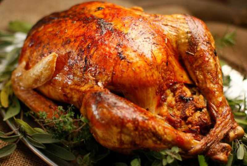 by: SUBMITTED PHOTO - If you have questions about how to prepare your Thanksgiving turkey, OSU Extension-trained Master Food Preserver experts are just a phone call away.