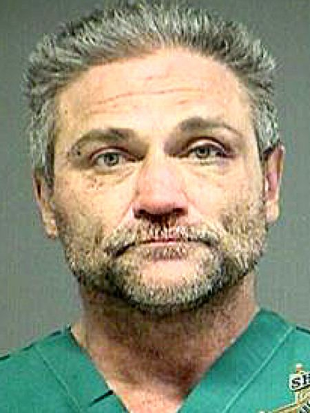 by: COURTESY OF WCSO - Dave Dahl faces several charges after a disturbance Thursday night, Nov. 14, at a Cedar Hills house.