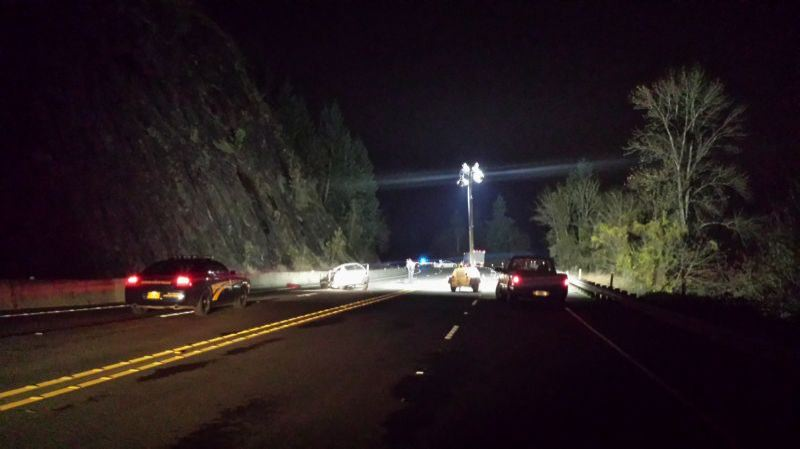 by: OREGON STATE POLICE - Oregon State Police are continuing to investigate the circumstances of an accident which resulted in the death of a Canby man.