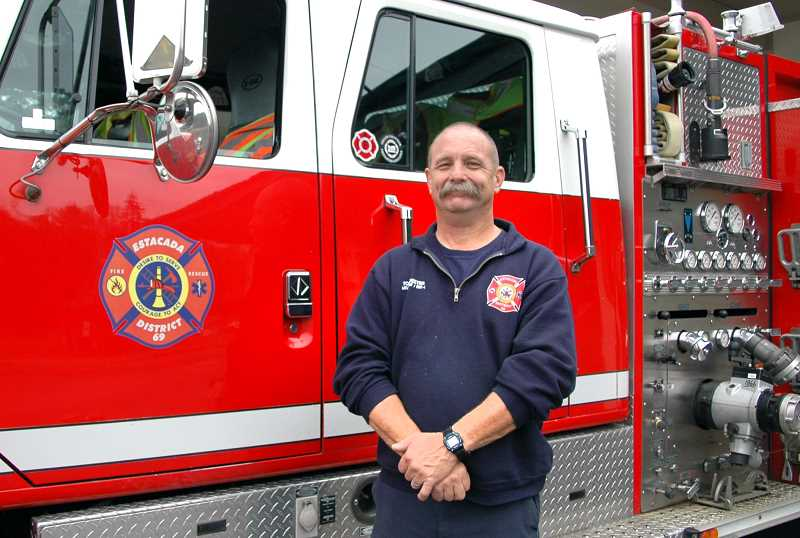 by: ISABEL GAUTSCHI - As Lt. Tom Deeter prepares to retire, he shares some stories from his 30 years fighting fire.