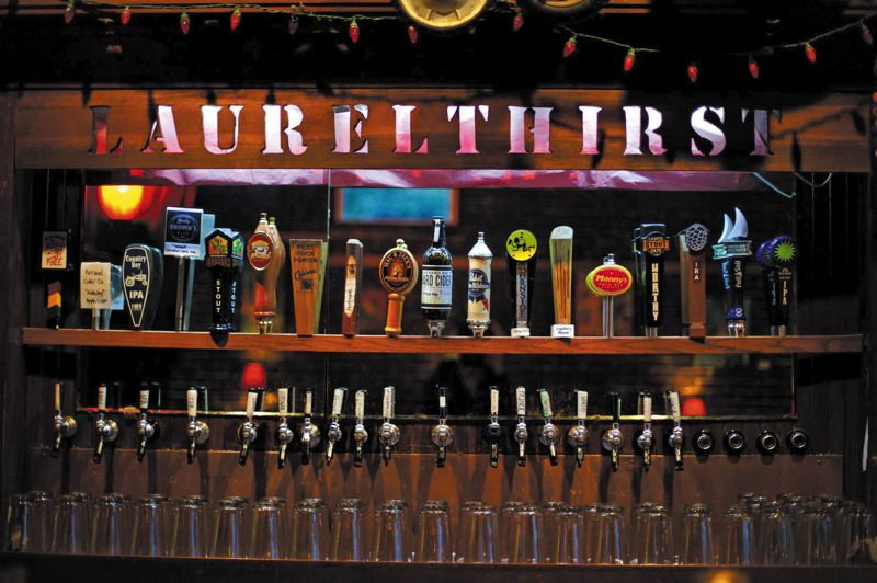 by: TRIBUNE PHOTO: ADAM WICKHAM - The Laurelthirst Pub, also known as the Thirst, has put on from-the-heart in a low-key fashion for 25 years. The pub established its niche of roots and singer/songwriter music when the Dublin Pub relocated to Southwest Portland.