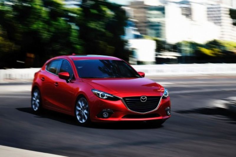 by: MAZDA NORTH AMERICAN OPERATIONS - Everything about the Mazda3 is new or improved for 2014.