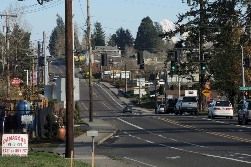 by: MICHAEL CLAPP/OPB - The State of Oregon is cracking down on Damascus for not having the state-required growth plan.