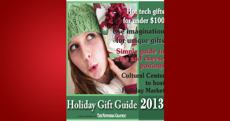 (Image is Clickable Link) by: PAMPLIN MEDIA GROUP - Holiday Gift Guide Newberg