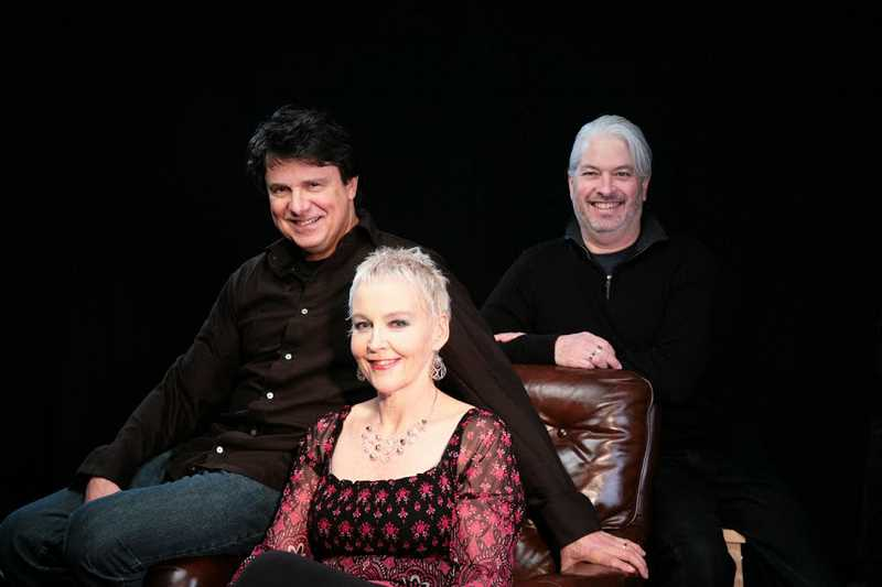 by: FRANK DESANTIS - (From left) Gene Houck, Ellen Whyte and Jean Pierre Garau will perform a family, friendly holiday concert starting at 2 p.m. Sunday, Dec. 1, in Estacada.