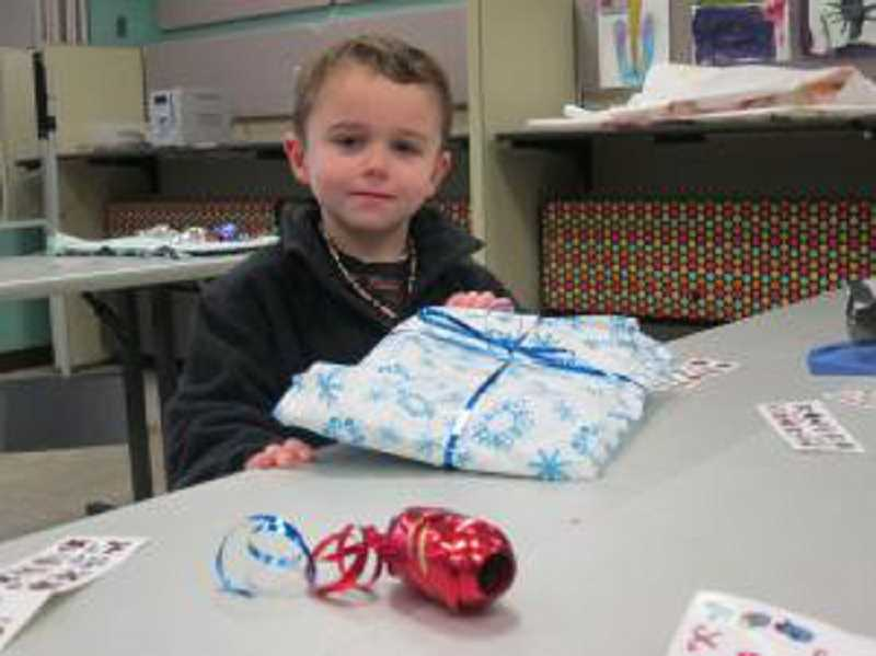 by: SUBMITTED PHOTO - Lake Oswego Parks and Rec has fun holiday events planned. Classes also make great gifts for those on your list.