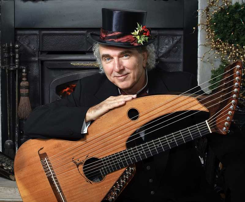 by: SUBMITTED PHOTO - Music professor John Doan will present Christmas Unplugged - Reclaiming the Holiday Spirit Dec. 6.