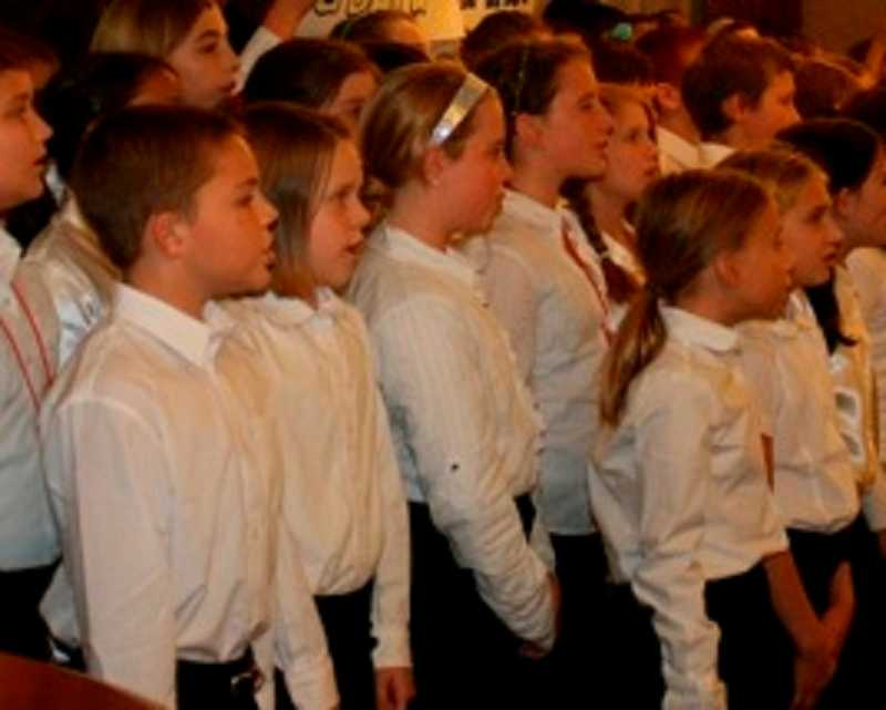 by: FILE PHOTO - Stafford Primary Schools choir will perform tonight at 7 p.m.