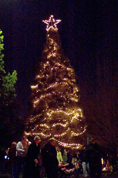 Tigard's Holiday Tree Lighting is set for Friday, Dec. 6