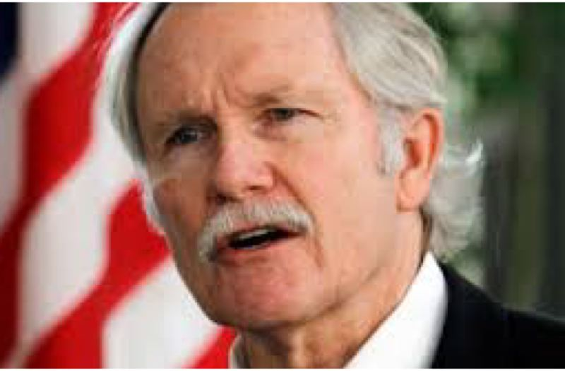 by: CONTRIBUTED PHOTO - Oregon Gov. John Kitzhaber
