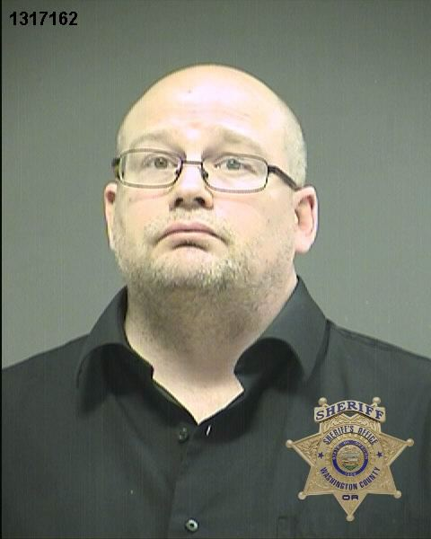 by: BEAVERTON POLICE DEPARTMENT - Steven Jason Toth, 42, of Beaverton, was arrested on Tuesday as part of an investigation into prostitution and human trafficking of two Beaverton girls.
