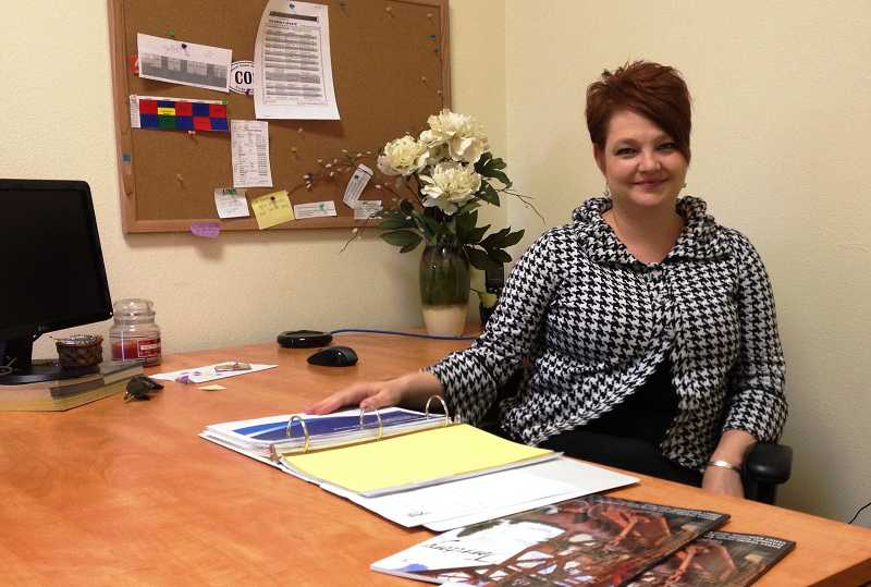 by: BILL MINTIENS - Christa Papke continues to maintain day-to-day operations and existing programs and serves as the finance administrator for Rimrock Health Alliance.