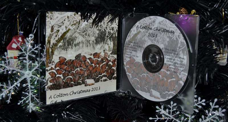 by: CINDY FAMA - Colton Christmas 2013 is now available.