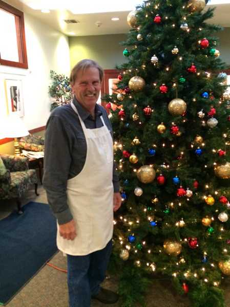 by: SUBMITTED PHOTO - Bob Kraus is employed as a wilderness guide and volunteers in the kitchen at the West Linn Adult Community Center.