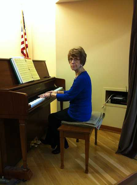 by: SUBMITTED PHOTO - Joan Diehl will provide the musical entertainment at the LOACC holiday luncheon Dec. 23. Make reservations now for this popular event.