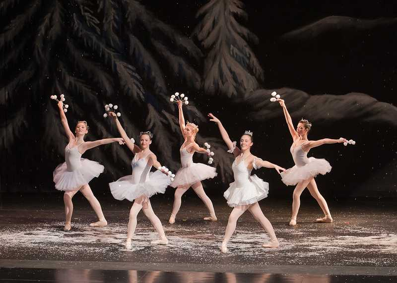 by: COURTESY PHOTO - Nutcracker ticket sales helped raise $5,000 toward a scholarship for children who wouldnt otherwise be able to attend classes at Forest Grove Dance Arts. The scholarship honors Abigail and Anna, who spent years studying dance through the organization.