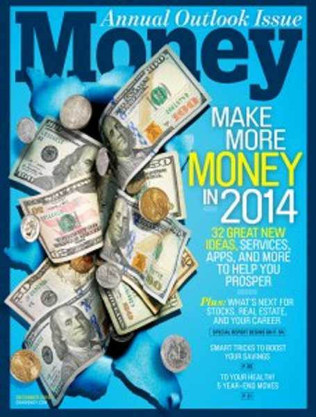 by: SUBMITTED PHOTO - Get your finances in order with the latest issue of Money at the library.