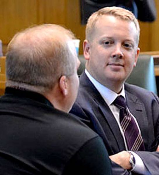 by: COURTESY OF CHRIS GARRETT - State Rep. Chris Garrett of Lake Oswego will take a seat on the Oregon Court of Appeals early next year. Commissioners in Clackamas and Multnomah counties will appoint a replacement.