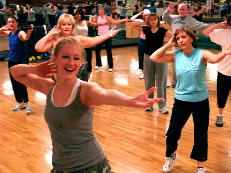 by: SUBMITTED  - If you love Zumba, you will really enjoy U-Jam Fitness, offered through West Linn Parks and Recreation.