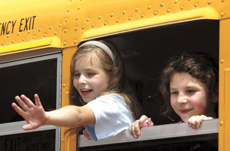 by: FILE PHOTO - In Wilsonville and West Linn, more students were heading back to school in September than left at the end of the school year in June. The school district reported a last-minute surge in enrollments and responded by hiring new teachers and opening new classrooms in September.
