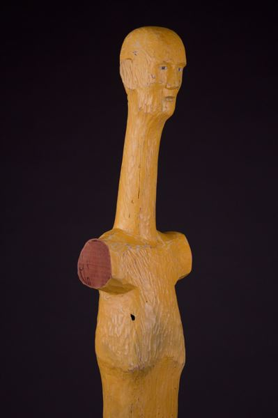 by: PHOTO COURTESY: CCC - Christopher Wagner's 'A Standing Figure 2' will be on display at Clackamas Community College starting in January.