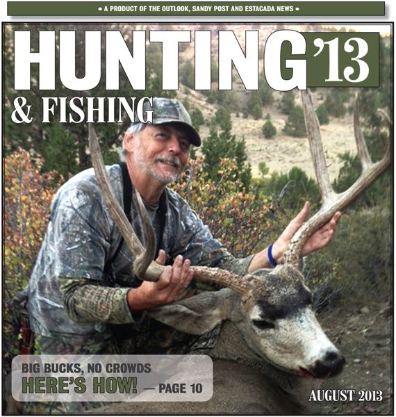by: FILE PHOTO - The 2013 edition of Hunting featured a story about leasing private property as a means to improve the chances of crossing paths with a big buck.