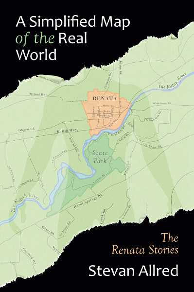 by: CONTRIBUTED - Local author Stevan Allred penned 'A Simplified Map of the Real World.'